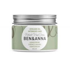 Ben & Anna Avocado Oil Intensive Care Hand Cream  30 ml