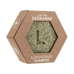 Ben & Anna Lovesoap Lemongrass palashampoo  60 g