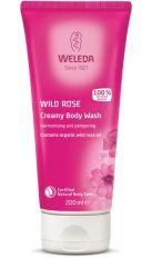 Weleda Villiruusu body wash 200ML